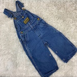 Washington Dee Cee Denim Overalls Vintage 18-24 mo